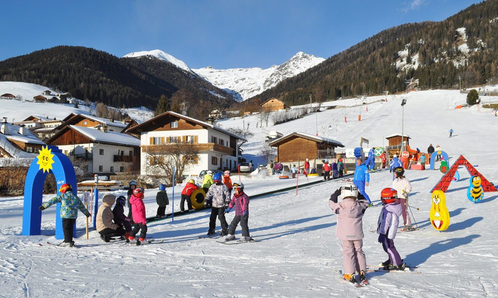 A trip out to the Kronplatz