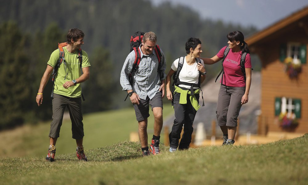 Hike or mountain tour to Prato Nizzo