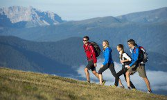 Bergtour Tiefrastenhütte und Eidechsspitze