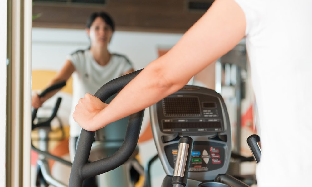 Stay in shape with us! We are your fitness hotel in Terenten