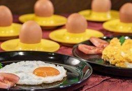 FB01 Genießen Sie unser reichhaltiges Frühstücksbüffet!